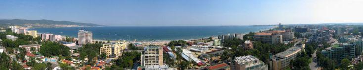 Sunny Beach, Cote du Soleil