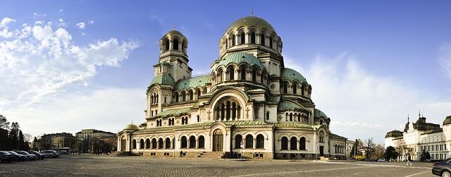 cathédrale Alexandre Nevski