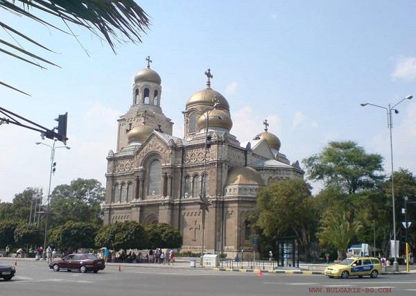Cathedrale de Varna